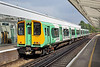 313211 Hove 21/7/2014<br /> 2N24 1429 Portsmouth Harbour-Brighton