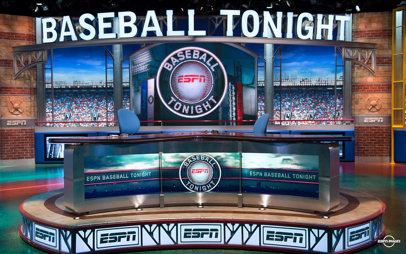 Baseball Tonight - May 22, 2012