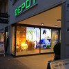 Depot is a store in downtown Zurich that's very similar to Crate and Barrel.