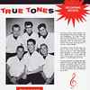 True Tones Flyer (1964)