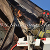 East Farmingdale Fire Co  House Fire Melville Road and Alexander Avenue 2-26-14-44
