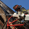 East Farmingdale Fire Co  House Fire Melville Road and Alexander Avenue 2-26-14-41