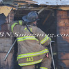 East Farmingdale Fire Co  House Fire Melville Road and Alexander Avenue 2-26-14-37