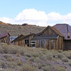 The Ghost Town of Bodie - now California State Park. The outhouse will keep you straight...