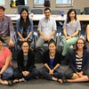 Dow Doctoral Fellows, Sept 2013