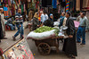 The world famous Khan El Khalili market in Cairo, Egypt.