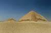 The Bent Pyramid of Snefru near Dashur, Egypt.