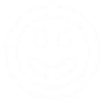 Generic Smiley Face - White