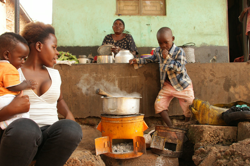 Improved Cookstoves Are About Family