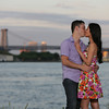 Engagement in DUMBO photo 0220 by photofxstudio