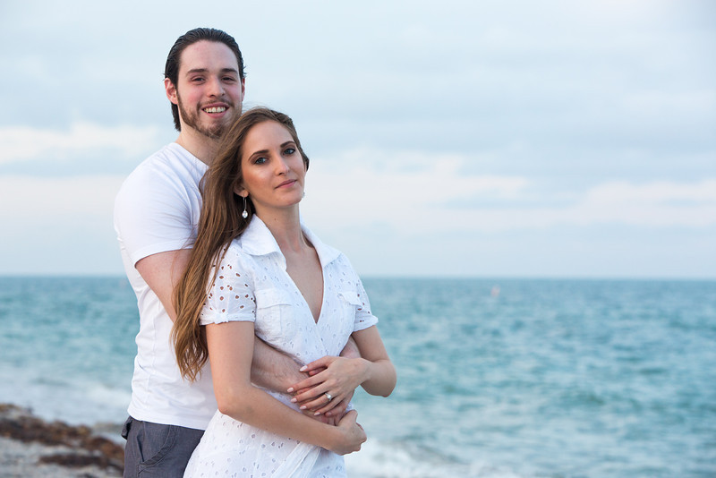 Key Biscayne Engagement Photos Session - David Sutta Photography-318