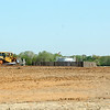 Earthwork continues at the Stonebridge addition near the intersection of Cleveland and Chestnut Tuesday, April 22, 2014. New apartments and homes will be built in the area. (Staff Photo by BONNIE VCULEK)