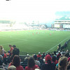 19,123 people at this Thorns game, awesome for womans soccer.  NWSL