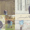 Jennifer and Daniel Engagement Album updated 001 (Sides 1-2)