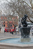 fountain,fontein,fontaine,Sloan square,London,Londen,Londres,Great Britain,Groot-Brittannië,Grande Bretagne
