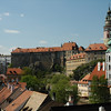 Cesky Krumlov Buildings - Czech Republic
