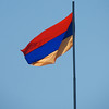 We think the Armenian flag is very pretty,