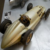 highlighted by a somewhat tatty but historically significant Mercedes-Benz W154 racing car;