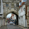 Salisbury itself is of course a very old town and well worth exploring.