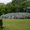 Near Inverness we stopped at Clava Cairns, a fascinating collection of burial cairns,