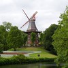 Leaving  Bremen's old town, we passed this quintessential wooden windmill, adding to a great experience.  We'd had a good time.