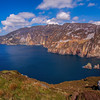 The beauty of Slieve League in Donegal on the Wild Atlantic Way