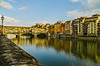 Arno River by the Pointe Vecchio