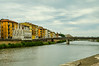 A River View in Pisa