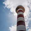 Lighthouse Faro del Toston in Fuerteventura, Spain