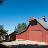 Barn - Perfect site for rustic weddings, dancing, karaoke! Photo by Britt Stokes