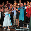 "Fleming 1st through 4th Grade Singers perform ""The Christmas Rush,"" during the Fleming K-6 Winter Concert, Wednesday, Dec. 11, 2013."