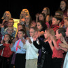 "Fleming 1st through 4th Grade Singers perform ""Ready Set Christmas,"" during the Fleming K-6 Winter Concert, Wednesday, Dec. 11, 2013."
