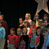 "Students perform ""It Happened in Bethlehem,""  during Saint Anthony Catholic School's presentation of ""The Mystery of Simon Shepherd,"" Thursday, Dec. 12, 2013."