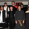 "The Sterling High School Men's Choir performs ""Jingle Bells,"" during Sterling High School's annual Madrigal Dinner, Tuesday, Dec. 13, 2013."