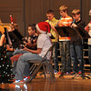 "Sterling Middle School sixth graders perform ""The Five Days of Christmas,"" during a Guitar and Recorder Recital, Thursday, Dec. 12, 2013."