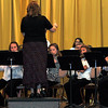 "The Caliche Jr./Sr. High School band performs ""The Carolers,"" during the school's Christmas Program and Band Concert, Monday, Dec. 9, 2013."