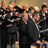 "Master Chorale members perform ""This Little Babe,"" during their 22nd Noel concert, Sunday, Dec. 8, 2013."