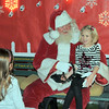 Students were anxious to visit with Santa following the Peetz K-12 Winter Concert, Thursday, Dec. 19, 2013.