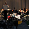 "The Peetz fifth/sixth grade band performs ""The Little Drummer Boy,"" under the direction of Jamie Wheelock, during the Peetz K-12 Winter Concert, Thursday, Dec. 19, 2013."
