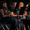 "Members of the Sterling High School concert band perform ""Greensleeves,"" during the SHS Bands Winter Concert, Monday, Dec. 16, 2013."