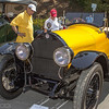 1920 Stutz Bearcat, winner of the Director's Choice award.  Greystone Mansion Concours d'Elegance