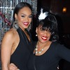 Demetria McKinney and Connie attend An Evening Of Soul - December 18, 2014 in Los Angeles, CA