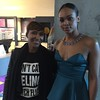Dawn and Demetria McKinney attend  Angie Stone's Cocktails and Conversations - January 25, 2015