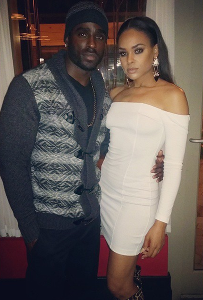 Travis attend Demetria McKinney's 'Real Housewives Of Atlanta' Viewing Party - December 21, 2014