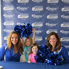 Future Colts cheerleaders!!!!