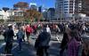 ANZAC Street Parade, Lambton Quay, Wellington, 24 April 2015
