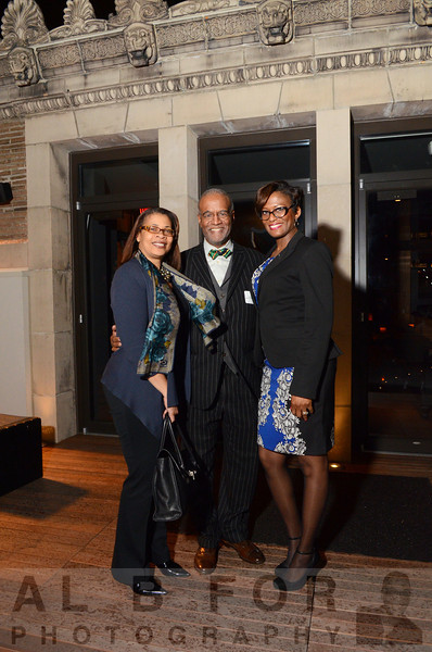 Karen A. Lewis (Executive Director, Avenue of the Arts, Inc), A. Bruce Crawley (millennium 3 management) and Shari Williams (MARCELLUS SHALE COALITION)