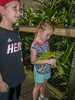 • Location -Brevard Zoo<br /> • Josh had enough feeding the Lorikeet, but Sadie didn't