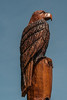 Nice Looking carved wooden bird