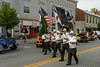 Honor Guard at the Charles Town Car Show